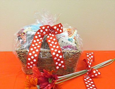 TRR Third Prize Basket