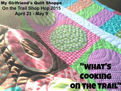 My Girlfriend's Quilt Shoppe Sneak Peek